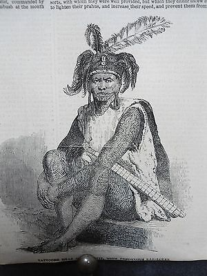 1849-ILLUSTRATED LONDON NEWS- Governor Macao,Trinidad Riot,Trichinopoly,Borneo