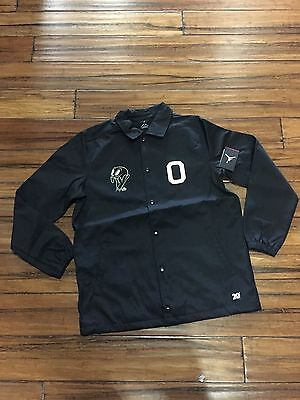 18949d537281 MEN S AIR JORDAN 11 Long Sleeve Top White black 819121-100  space ...