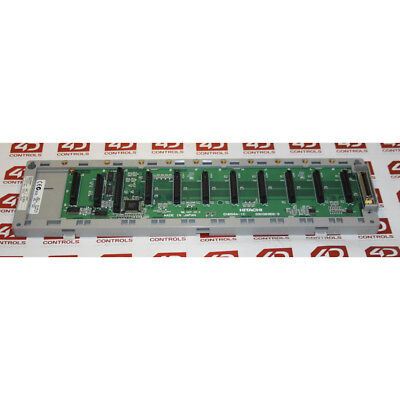 HITACHI EH-BS8A PLC MODULE BASE UNIT EH-MICRO 8I/O - Used