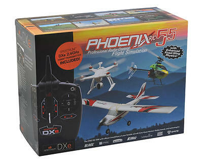 Phoenix V5.5 w/ DXe Mode 2 Combo Brand New Unopened RTM55R1000