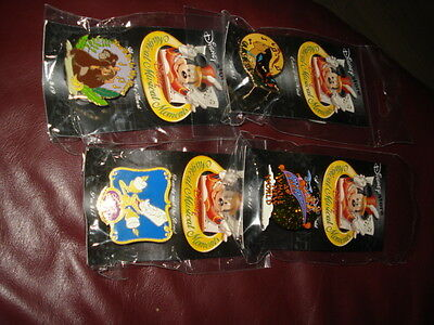 """Disney Store Magical Musical Moment""""beauty And The Beast Lumiere#17A Trading Pin"""