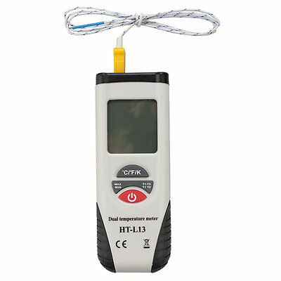 Thermocouple Thermodetector Range -200 To 1372 Degree Centigrade HT-L13 GT