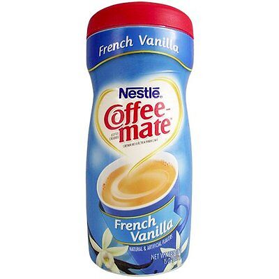 Nestle Coffee Mate French Vanilla 425.2 g Pack of 2