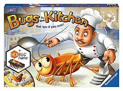 Bugs in the Kitchen - Childrens Board Game