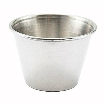 Stainless Steel 2.5 Oz. Sauce Cup Pack of 12