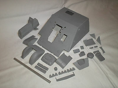 Conversion kit from T34/85 to SU-122 1/16 - 10% off until 15.dec