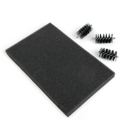 Sizzix Zubehör - Replacement Stanzer Brush Rollers & Foam Pad for Wafer-Thin Sta