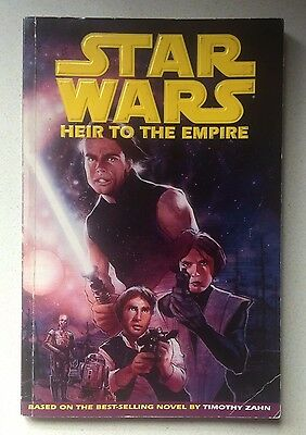 Star Wars Episode Heir To The Empire Graphic Novel Comic - Fast Post
