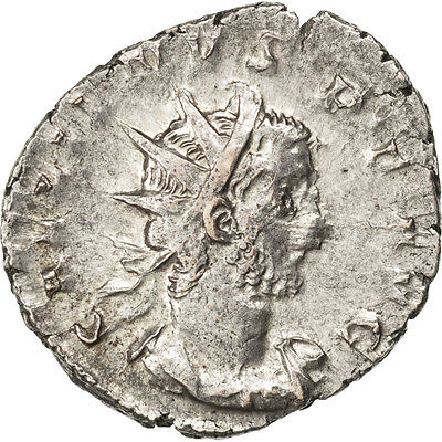 #67490 Antoninianus Cohen #247 Gallienus Billon Au 2.20 50-53