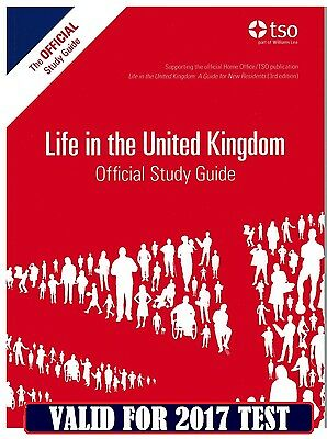 New Life in the UK Citizenship Test The Official Study Guide MARCH 2017 Book std