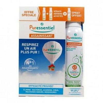 PURESSENTIEL 41 spray aérien - Lot de 3 x 200ml