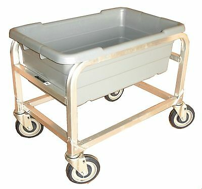 MEAT LUG DOLLY Hand Truck / Sausage Lug Cart / Food Transporter NSF Wheeled Cart