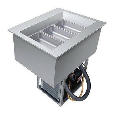 Hatco CWB-1 One Pan Drop-In Refrigerated Cold Food Well
