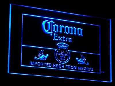 20+ Colors Multicolored Corona Mexico Beer Bar Neon Sign with Remote Control