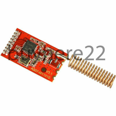 433MHZ SHIELDED LOW-NOISE Wireless Receiver board for