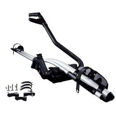 Universal Aluminium Bike Bicycle Carrier Rack Car Roof Top Upright Holder