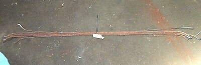 Ford Falcon XM Wagon Deluxe Roof Lining Rods / Bows Full Set 1964
