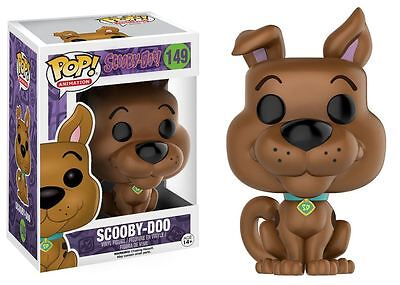 Funko POP! Scooby-Doo: Scooby-Doo - Stylized TV Cartoon Vinyl Figure 149 NEW