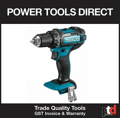 New Makita 18V Hammer Drill Cordless Dhp482Z Li-Ion Lxt Skin Bare Tool Only
