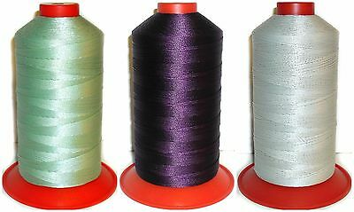Amann Serafil Thread, 15, 1500M Polyester Sewing Thread, Assorted Cols, Art 0447