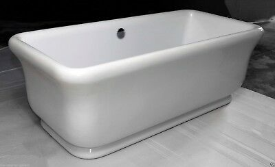 Bathtub Freestanding - Acrylic Bathtub - Soaking Tub- Bathtub- Bellona - 61""