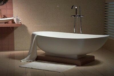Bathtub Freestanding - Acrylic Bathtub - Soaking Tub- Modern Tub - Valerio - 71""