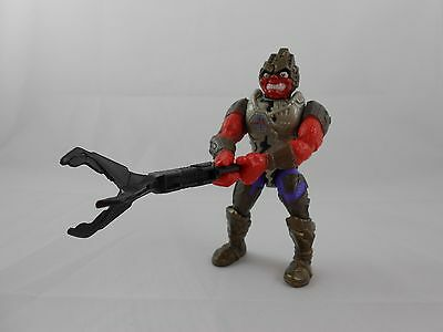 MoTU Earthquake Action Figur New Adventures of He-Man Masters of Universe 1990