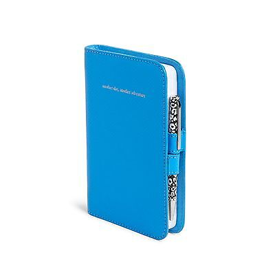 Vera Bradley Wildwood Journal in Coastal Blue