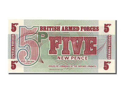 [#102082] Great Britain, 5 New Pence, 1972, KM #M44a, UNC(65-70)