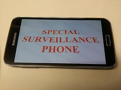 Security Surveillance Software  Spy Phone 007 Bug Samsung Root & Install Service