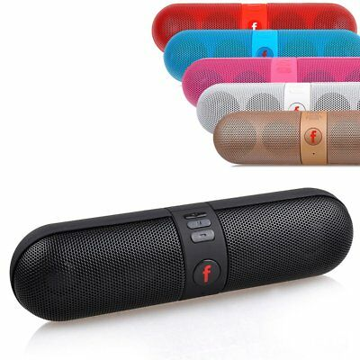 Bluetooth Wireless Speaker Mini Super Bass Portable For SmartPhone iPhone Tablet