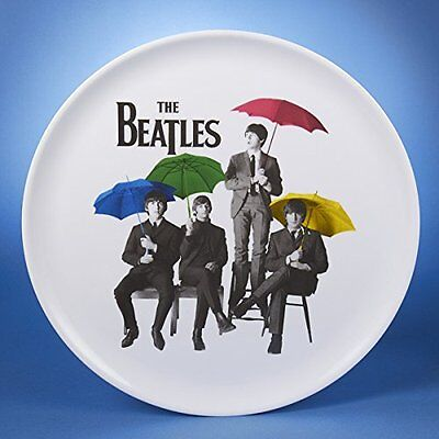 The Beatles W/umbrellas! Tray/plate,  Mint