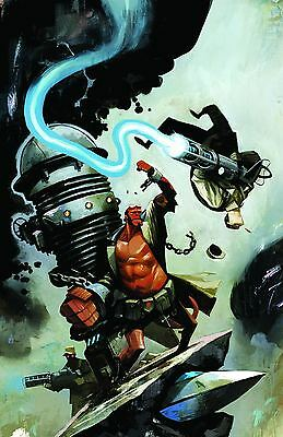 Hellboy And Bprd 1954 #2 (Of 2) Black Sun