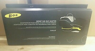 Bob Pre-2016 Duallie Infant Car Seat Adapter For Peg Perego Model S924600 *NIB*