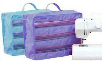 New QA Sewing Machine Dust Cover - lavender or teal - FREE POST FROM SYDNEY