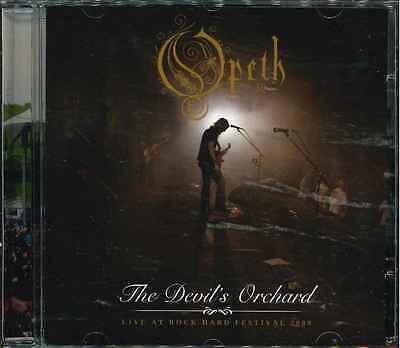 The Devil's Orchard live OPETH CD ( FREE SHIPPING)