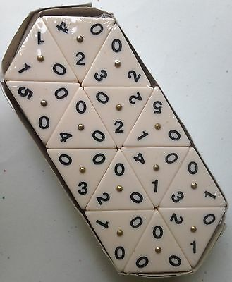 Triominos Game Replacements - NEW