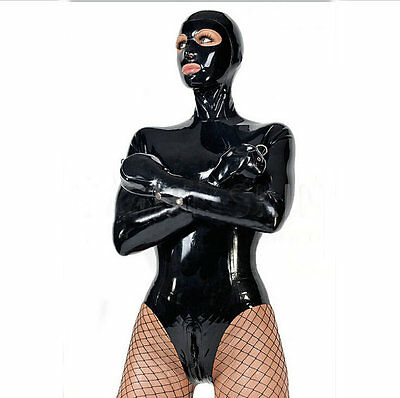 Platex Latex Bondage Catsuit Bodysuit with Chlorination NEW RRP £300