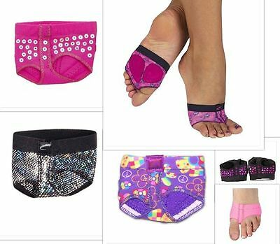 NEW Capezio Footundeez Paws Lyrical 6 Colors Many Sizes Jelz Dance Shoes