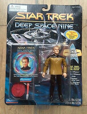 CHIEF MILES O'BRIEN (Dress Uniform) - Star Trek - DS9 - Playmates