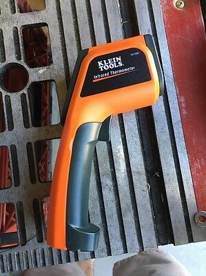 Klein Tools IR1000 12:1 Infrared Thermometer (S10