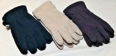 Toddler Fleece Gloves, Excellent Quality, Fleece Lined, Great For Little Ones