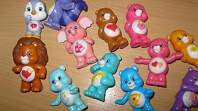 Care Bears And Cousins Mini Figures - Please Choose Character - New