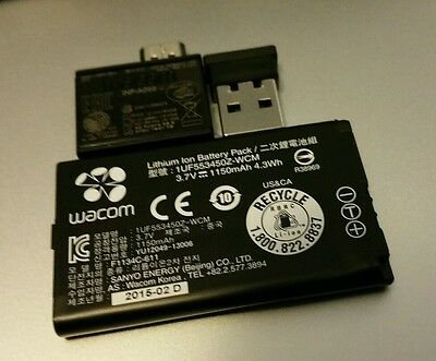 Wacom Wireless Accessory Kit for Bamboo and Intuos Tablets (ACK40401), New