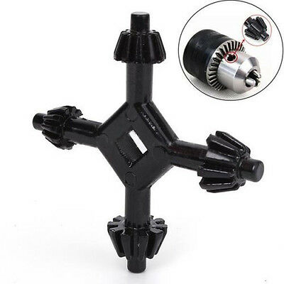 4 Way Universal Drill Chuck Keys for Electric Drills Power Presses Tool Seraphic