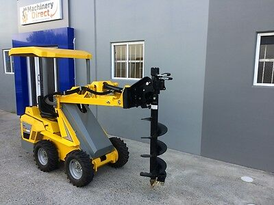Digga Attachment Package Ozziquip Puma Mini Loader