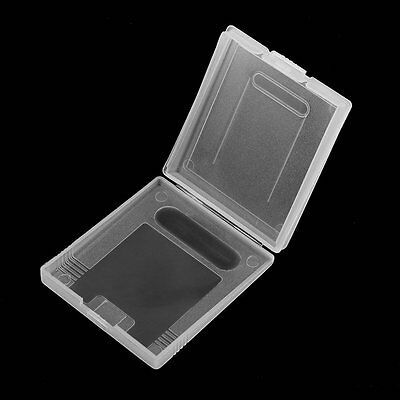 Plastic Game Cartridge Cases For Nintendo GameBoy Color Pocket GB GBC GBP ##T