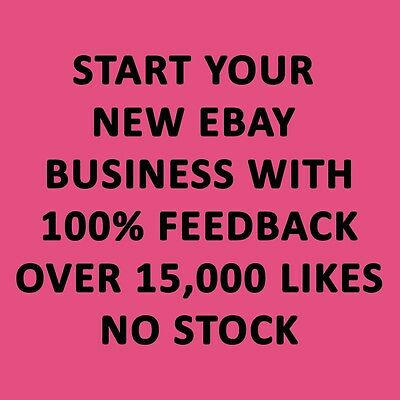 Au Ebay Store Shop For Sale Home Online Internet Business With 100% Feedback !~!