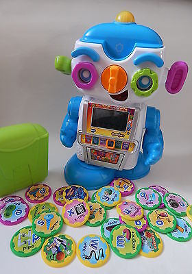 Vtech Gadget The Robot Learning Toy