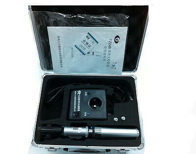 Rechargeable Streak Retinoscope Opthometry Diaginose Instrument YZ24B Brand New
